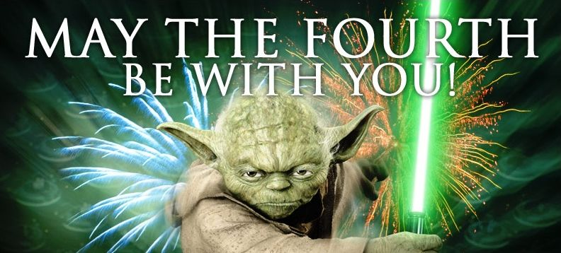 May the 4th be You... Mayfourth
