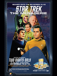 Poster for TOS Menagerie