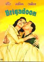 Brigadoon DVD cover