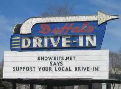 Showbits.net says, Support Your Local Drive-In!