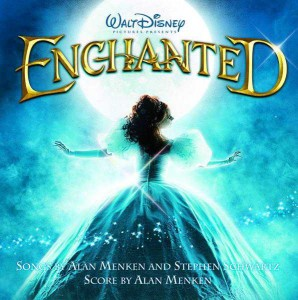 Enchanted soundtrack cover