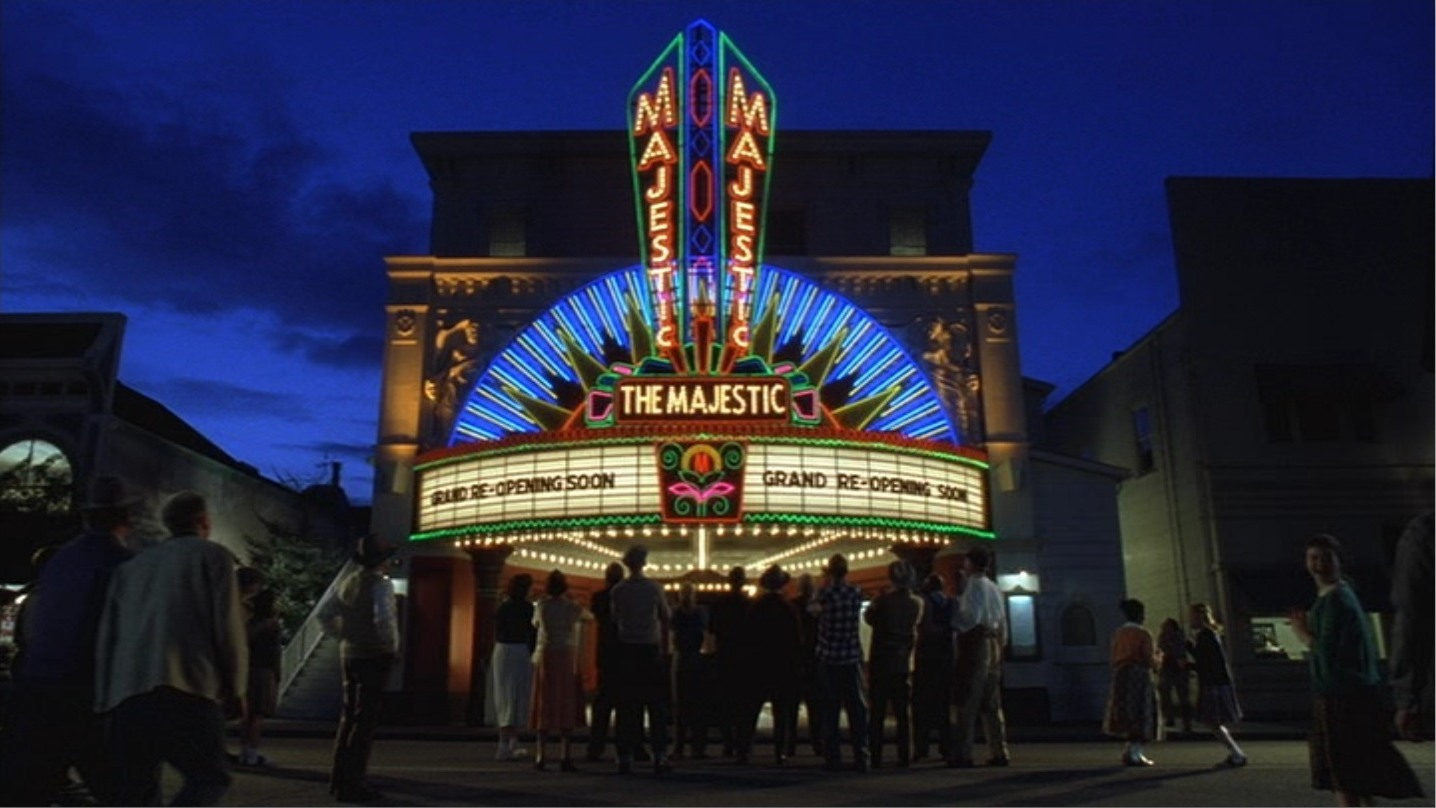 The nostalgia of old movie theaters