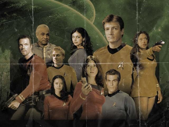 Firefly Star Trek