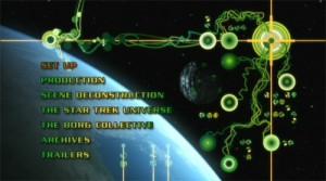 Star Trek First Contact menu
