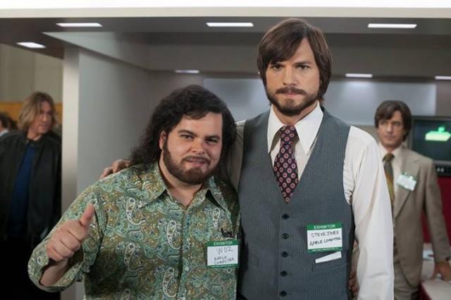 Josh Gad & Ashton Kutcher