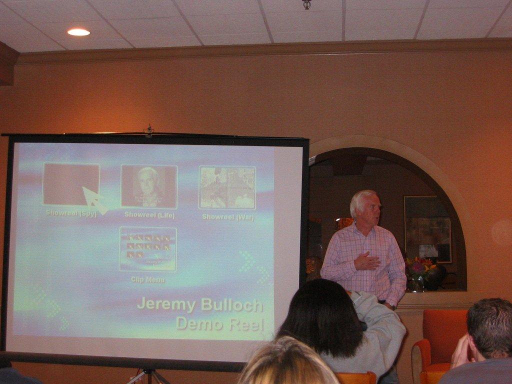 Jeremy Bulloch, aka Boba Fett