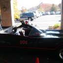 The Batmobile - side