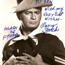 Larry Storch, aka Corporal Agarn
